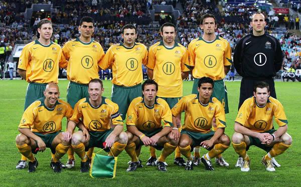 Nazionale Australia