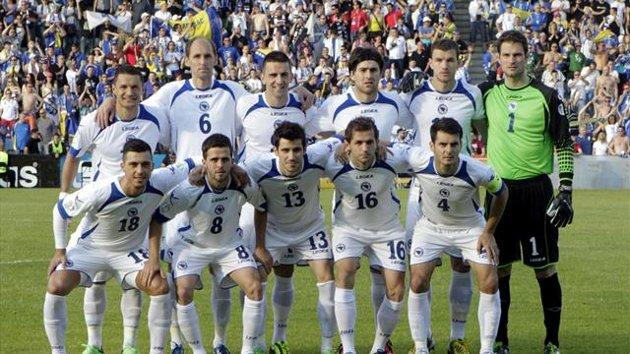 Nazionale bosniaca