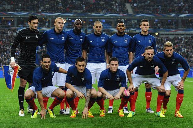 Nazionale francese