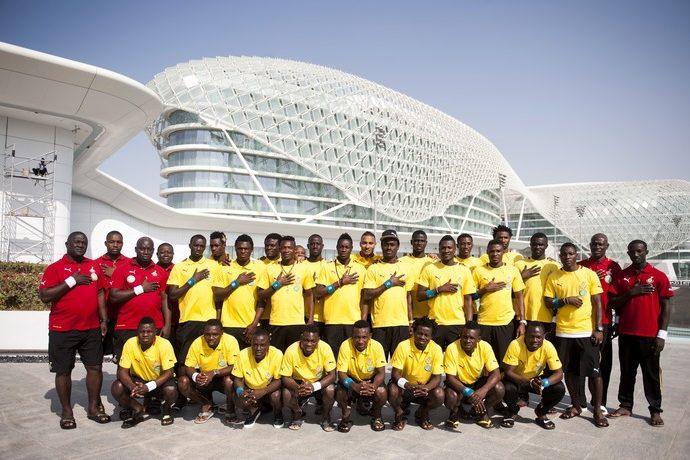 Nazionale Ghana