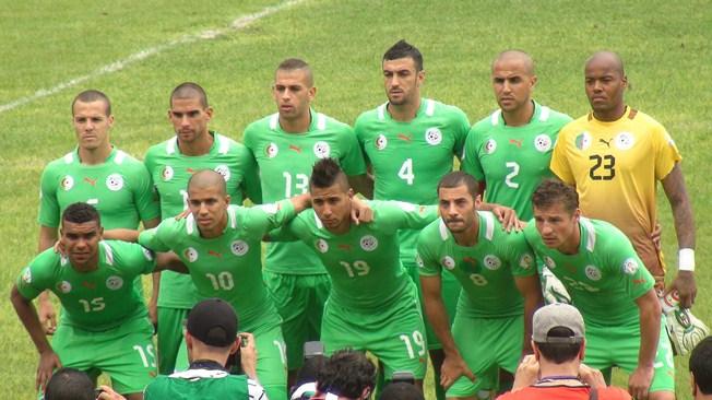 Nazionale algerina