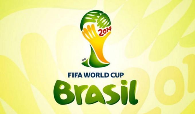 Logo Brasile 2014