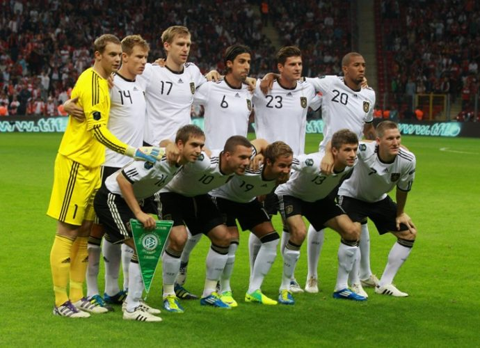 Nazionale tedesca