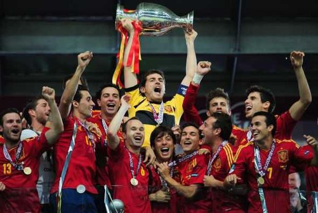 Nazionale Spagnola
