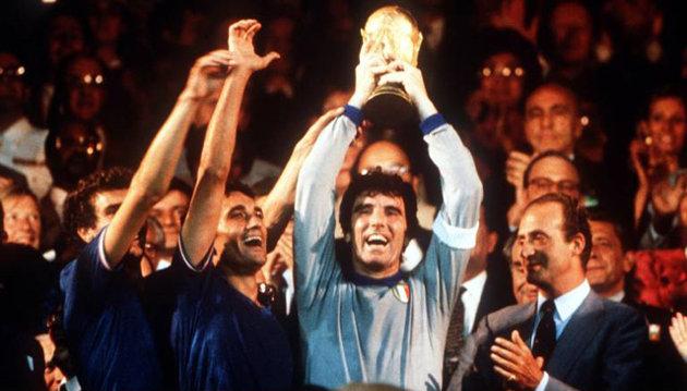 Zoff Coppa del Mondo