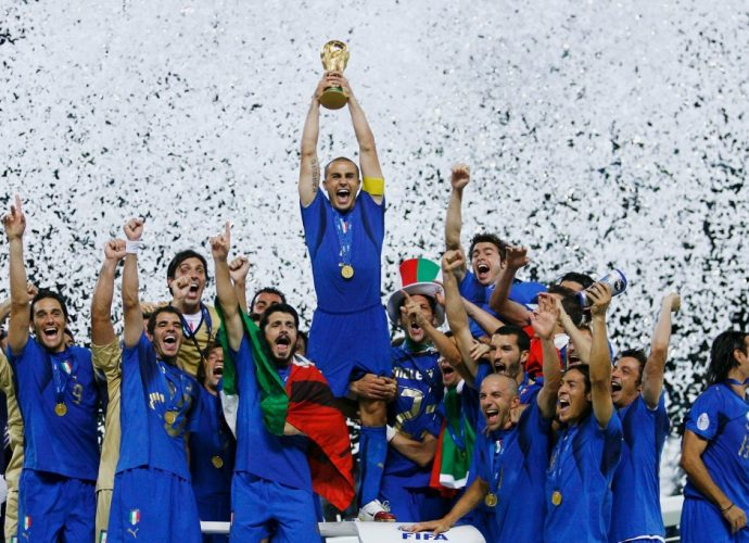 Italia campione del Mondo