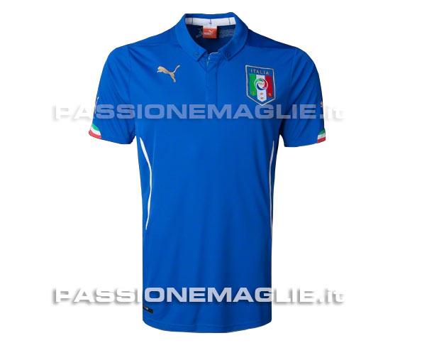 Maglia Italia per Mondiale in Brasile