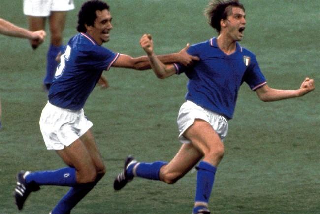 Urlo Tardelli gol 1982