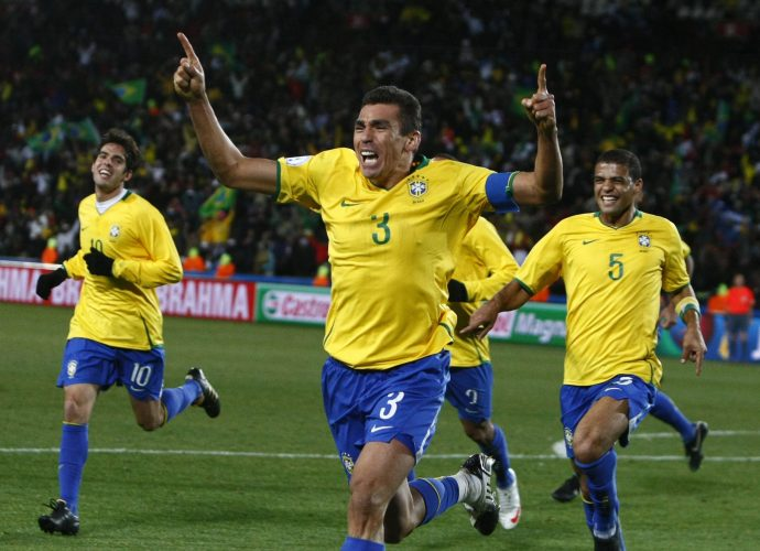Lucio, calciatore del Brasile