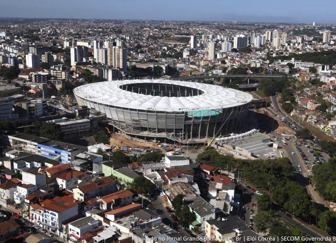 Itaipava Arena Fonte nuova