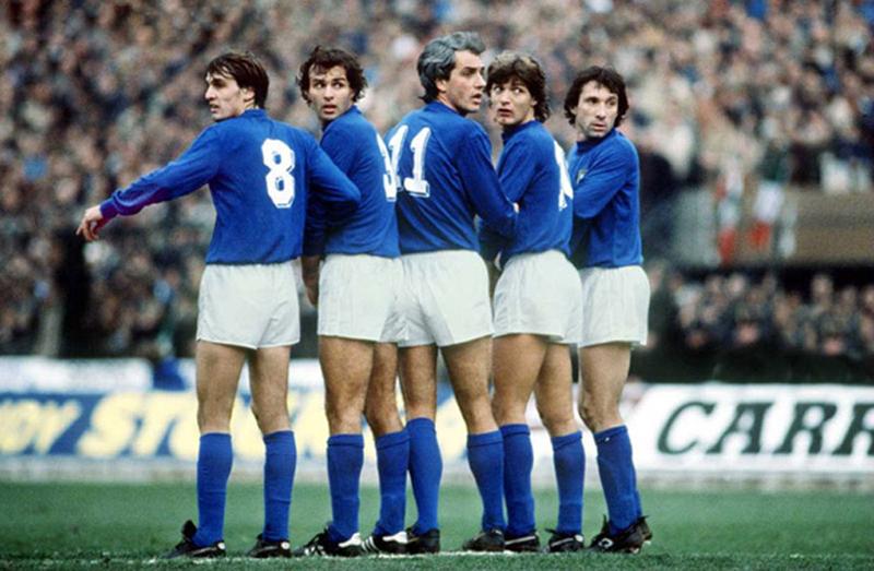 Italia durante Messico 1970