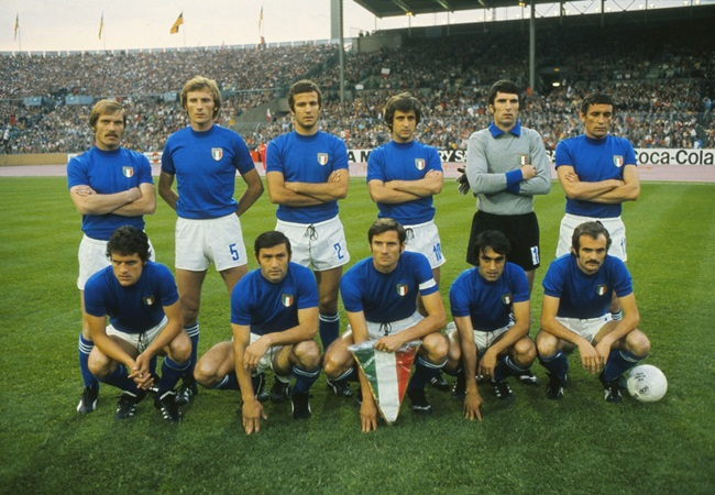 Italia in Germania Ovest 1974