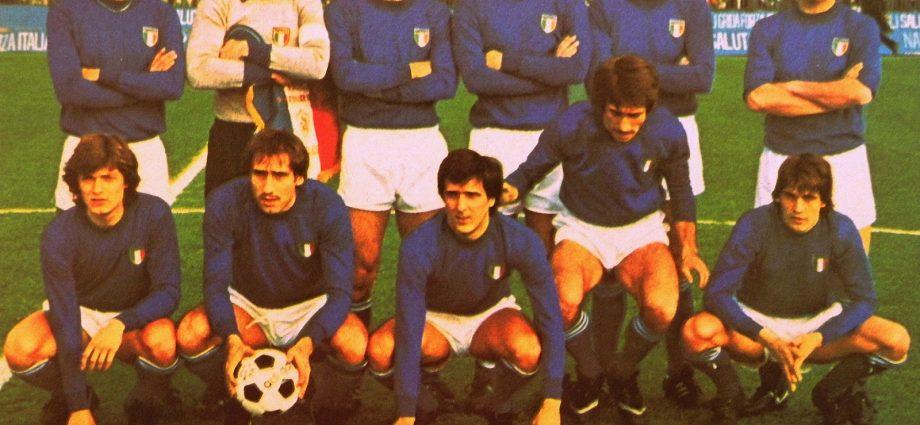 Nazionale italiana in Argentina nel 1978