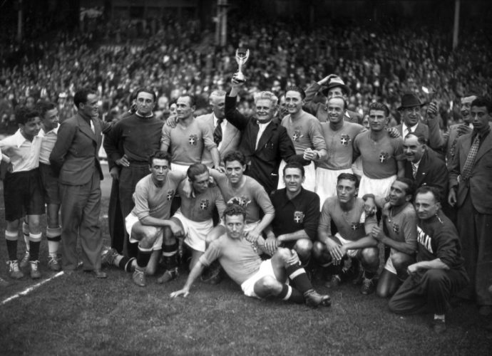 Italia nel Mondiale in Francia nel 1938