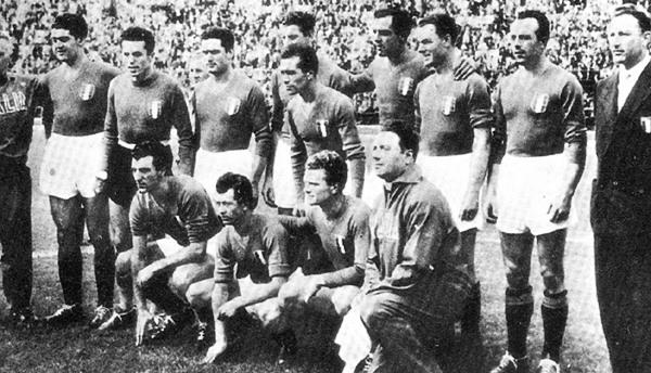 Nazionale Italia 1950