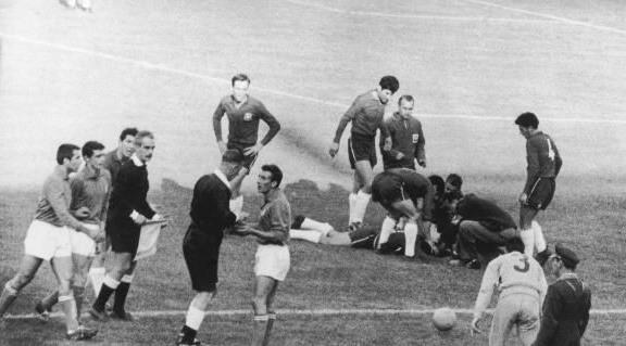Italia in Cile nel 1962