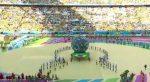 Cerimonia d'apertura Brasile 2014