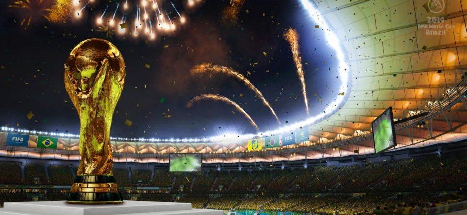 Cerimonia d'apertura del Mondiale 2014 in Brasile