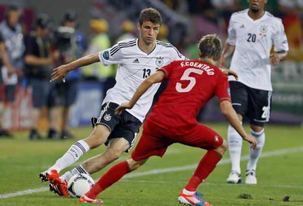 Germania - Portogallo