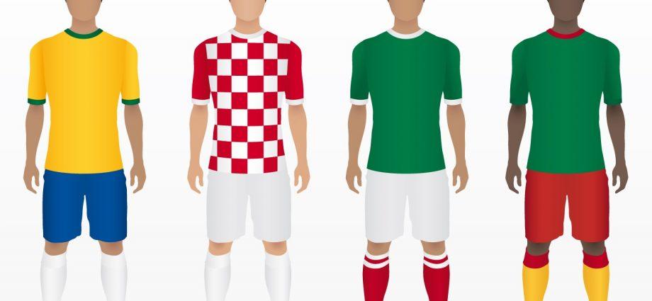 Gruppo A del 2014 con Brasile Croazia Messico e Camerun