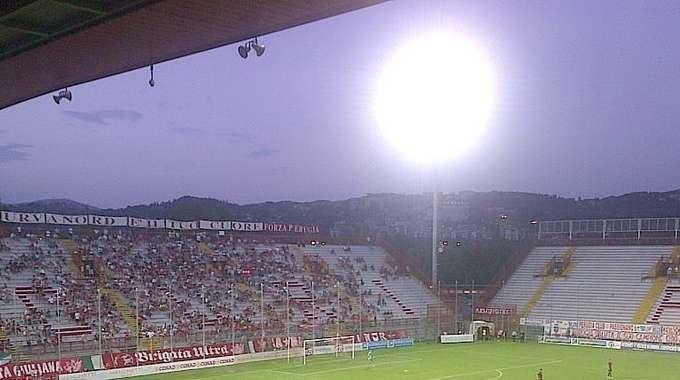 Renato Curi, stadio Perugia