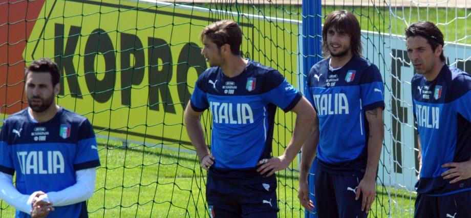 Convocati italiani
