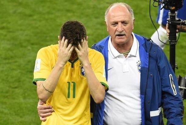 Brasile - Germania 1-7 semifinale storica