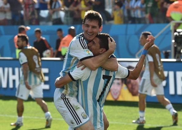 Argentina completa la finale