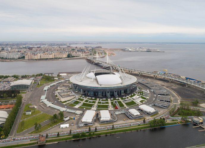 Stadio San Pietroburgo