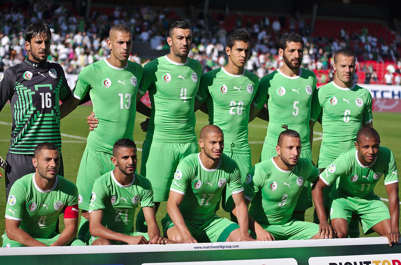 Algeria nel 2014