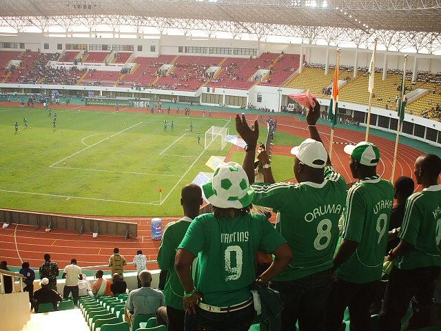 Tifosi nigeriani