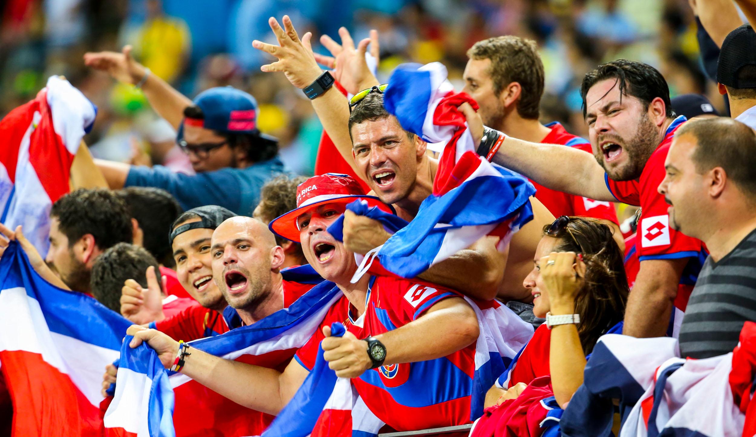 Convocati Costa Rica 2018