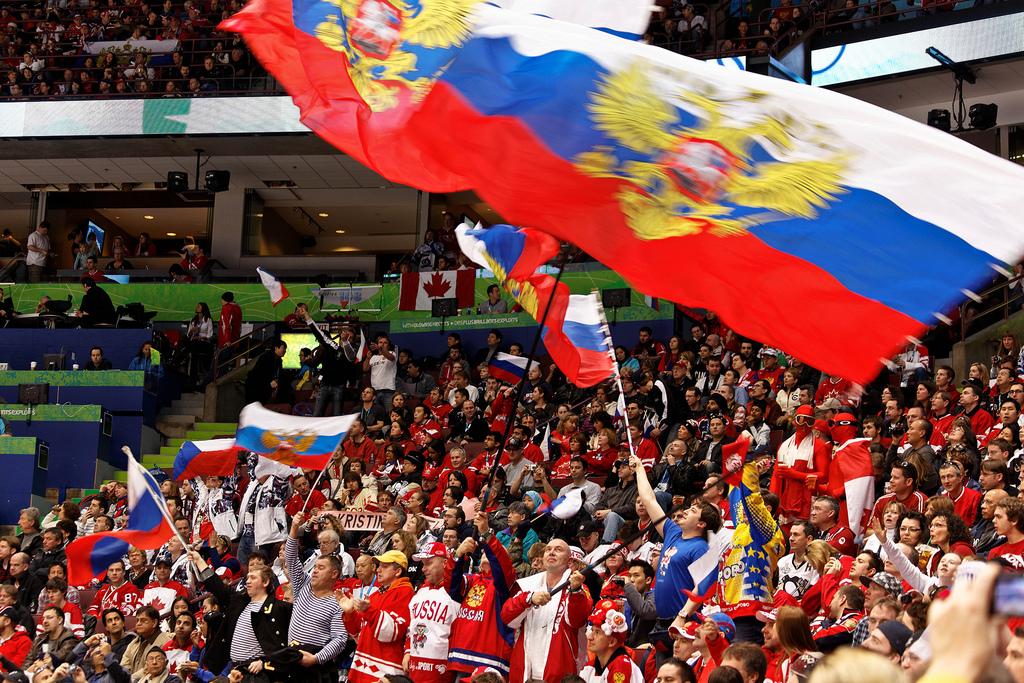 Tifosi della Russia