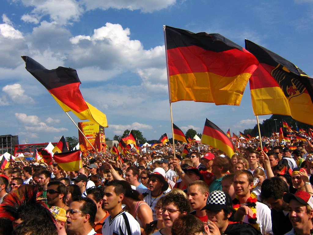 Tifosi della Germania