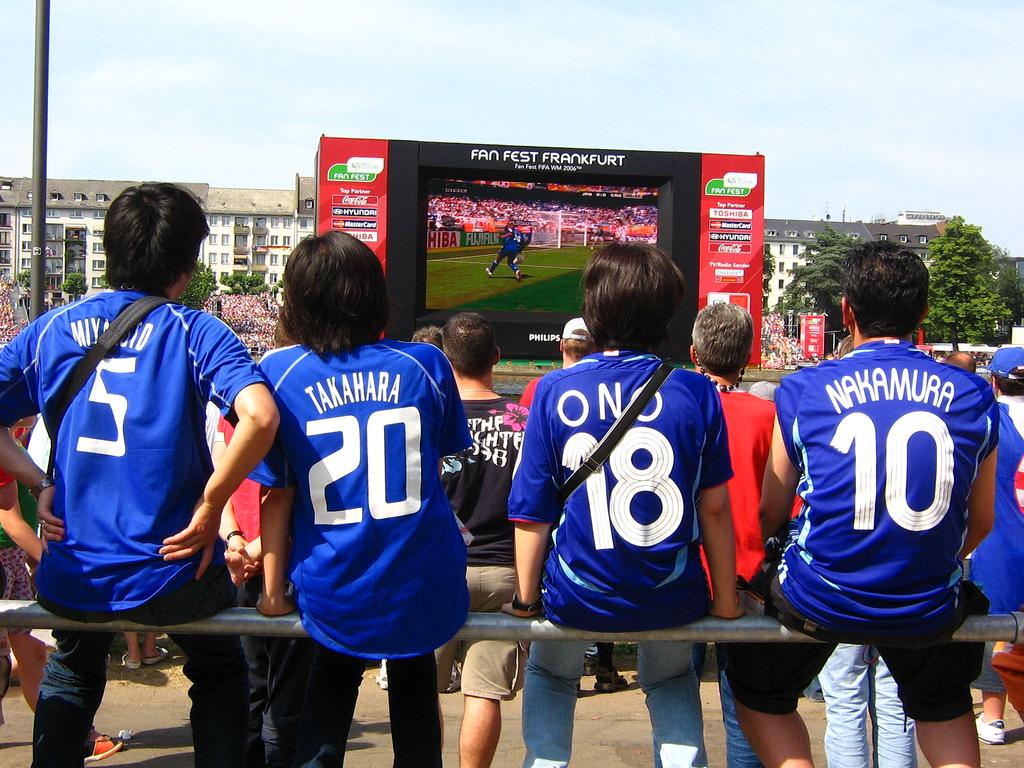 Tifosi Giapponesi