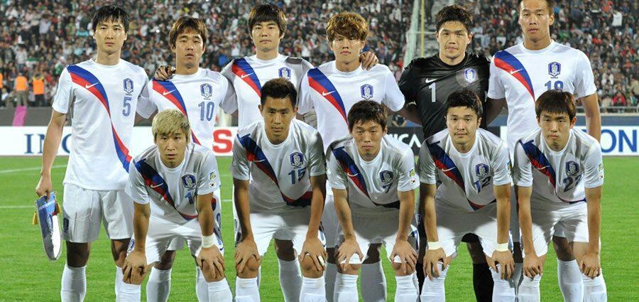Convocati Corea del Sud 2018