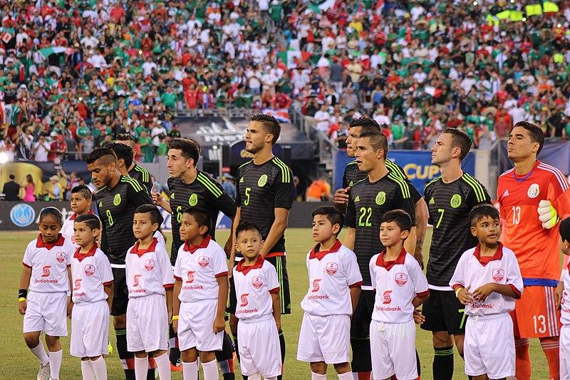 Convocati Messico 2018