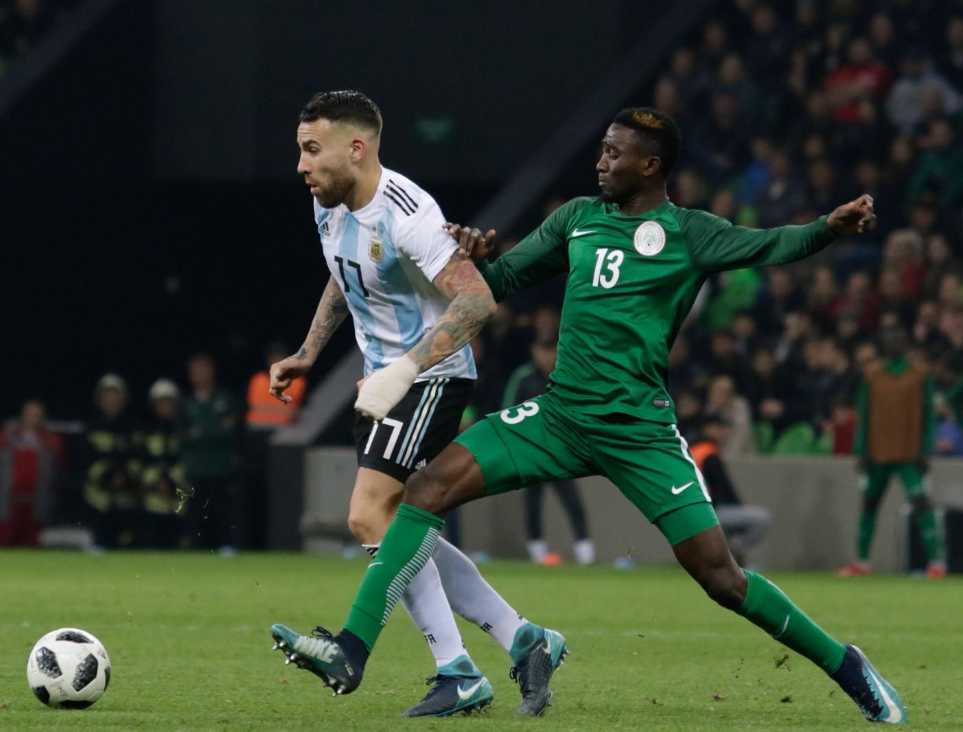 Convocati Nigeria 2018