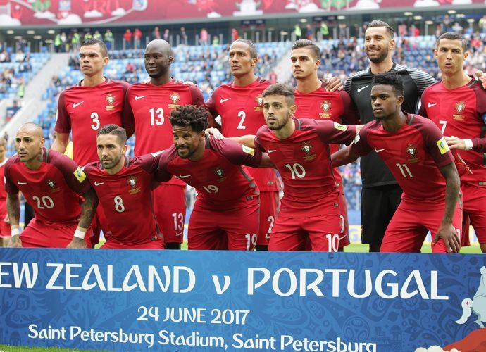 Team Portogallo 2018