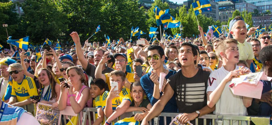 Convocati Svezia 2018