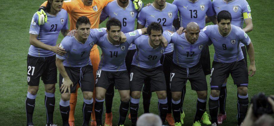 Team Uruguay 2018