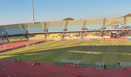 Royal Bafokeng Stadium di Rostenburg