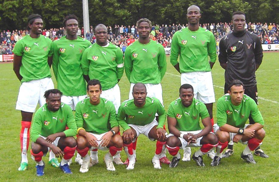 La nazionale del Togo
