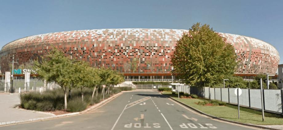 FNB Stadium di Johannesburg
