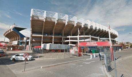 Free State Stadium di Bloemfontein