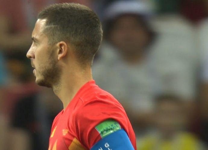 Edin Hazard, capitano belga