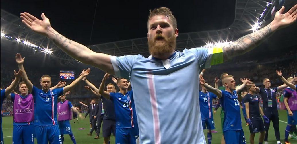 Rito islandese a fine partita